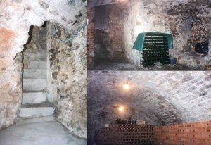 Sous-sol de la maison en 1999