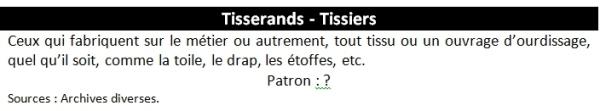 tisserands_tissiers