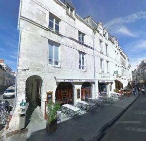 12, rue Chef-de-Ville à La Rochelle. (Source : Google Stret View)
