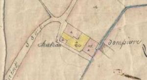 Château de Dompierre 1811