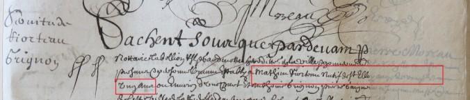 Contrat d'engagement de Mathieu Riorteau