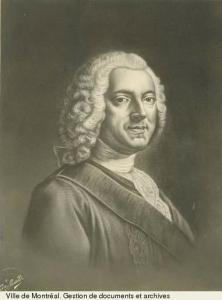 Pierre de Voyer d'Argenson (1625-1709). (Source : Archives de la Ville de Montréal. P0057-1)