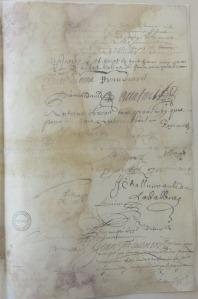 Obligation de la Communauté des habitants à ses créanciers 1651
