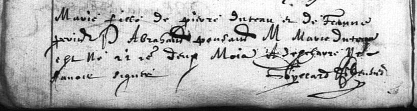 241 – Les engagés levés par Pierre Denys de La Ronde pour le Canada en 1658